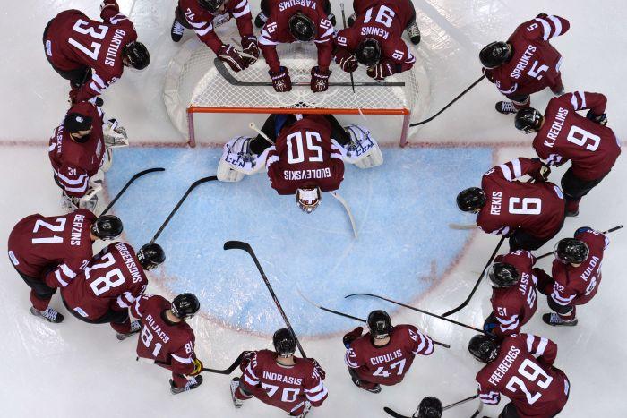 Zvaigznes par Latvijas hokeja zvaigznēm